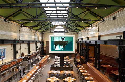 The Tram Shed by Tramshed Hix Restaurants