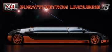 Bugatti Limos Bugatti Veyron Limousine