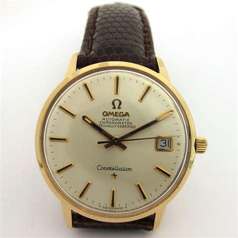 montre omega homme vintage