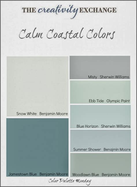 watery color stylishbeachhome paint your home with coastal colors