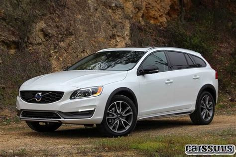 Volvo 2019 Announcement by 2018 2019 Volvo V60 Cross Country New Price