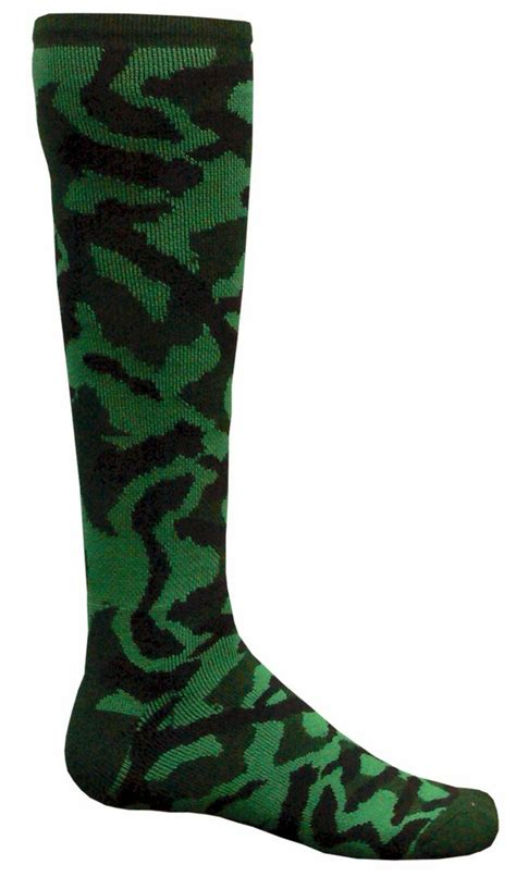 socks youth camo youth socks sock size 6 8 5