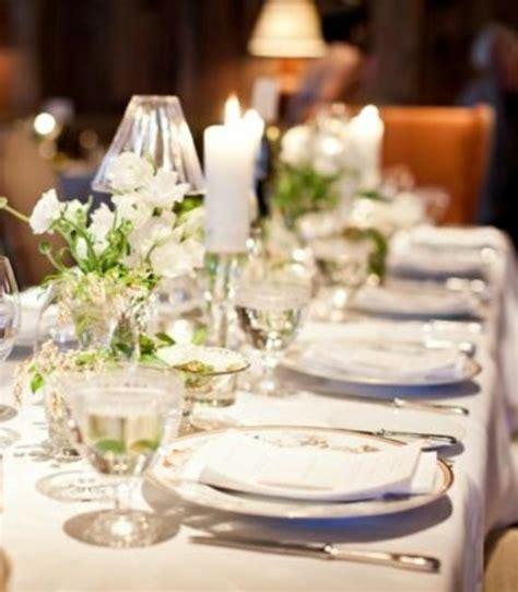 Hochzeitsdeko Ideen Tisch by Hochzeitsdeko F 252 R Tisch 65 Coole Ideen Archzine Net