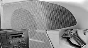 Volvo S80 Sound System Premium Sound System Hu 803 S60 2004 Volvo Cars