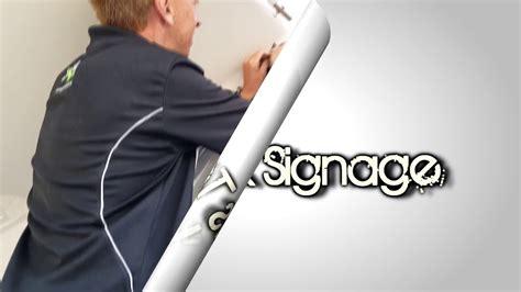 boat r signage sign 2 celestial g3 boat signage youtube