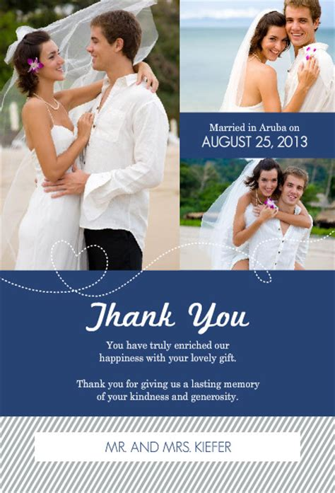 wording for destination wedding thank you cards wedding thank you cards destination blue and gray plane thank you card