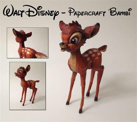 walt disney papercraft by wolfose on deviantart