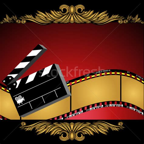 free stock video download 35mm film reel background animated movie background film slate reel vector illustration