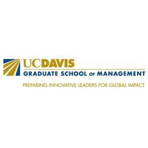 Uc Davis Mba Fees by Graduate School Of Management