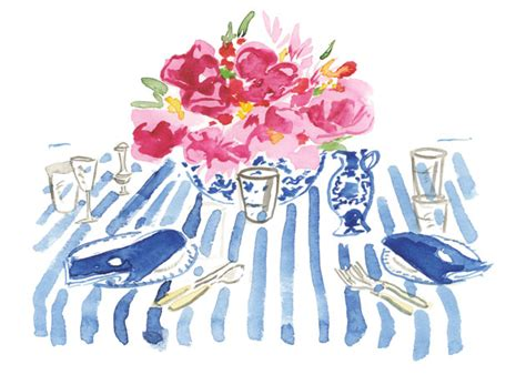 fashion illustration courses toronto the perfectly imperfect home pretty table settings