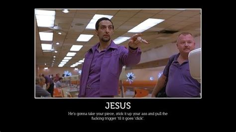 Big Lebowski Meme - quotes funny meme bowling the big lebowski pointing jesus