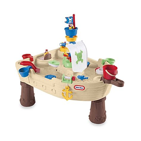 tikes anchors away pirate ship water table www
