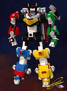 voltron legendary defender toys lego voltron legendary defender robot and bust concepts
