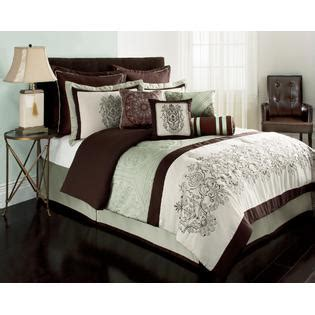 10pc comforter set sofia home bed bath bedding