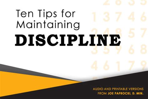 10 Tips For Maintaining Your Computer by 10 Tips For Maintaining Discipline Free Downloads