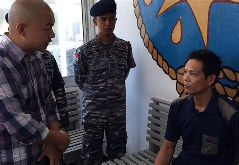sport fishing boat captain jobs detained chinese boat captain admits to fishing in