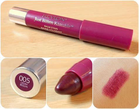 Lipstik Revlon Just Bitten subscription box swaps revlon just bitten kissable balm