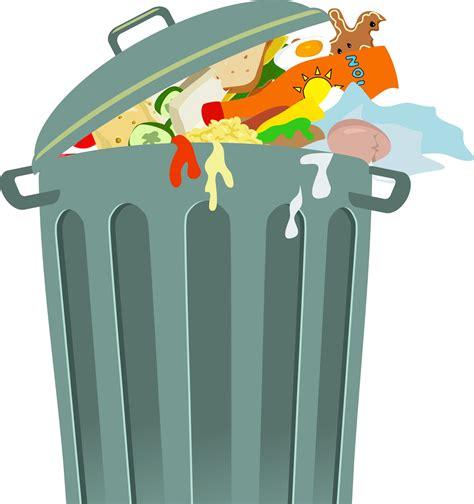 clipart rifiuti trash can clip kostenloses stock bild domain
