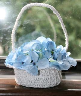 pattern flower girl basket ravelry flower girl basket pattern by katherine eng
