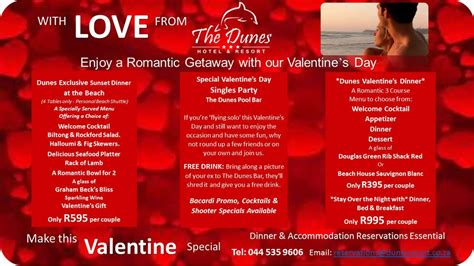 valentines singles events valentine s day specials 171 s day specials in