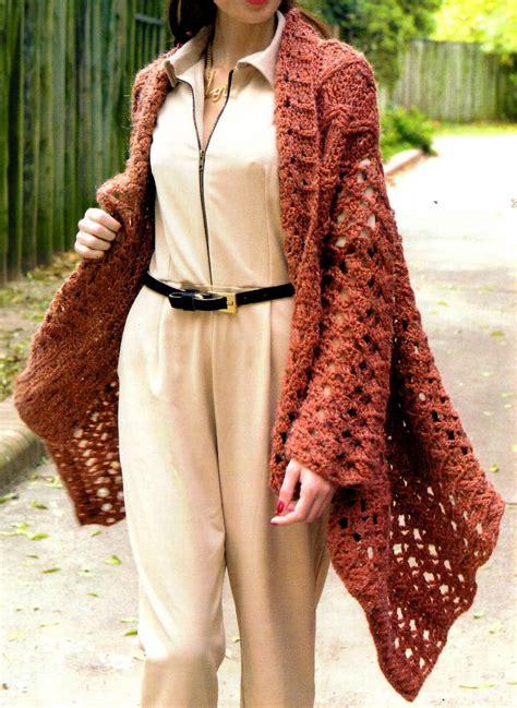 artesanales en crochet saco tejido en crochet con un bonito detalle tejidos artesanales en crochet saco descontracturado