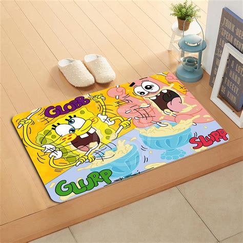 Spongebob Car Mats by Po P171 Custom Spongebob Doormat Home Decor Door Mat Floor