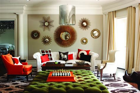 incorporate multiple mirrors   home decor