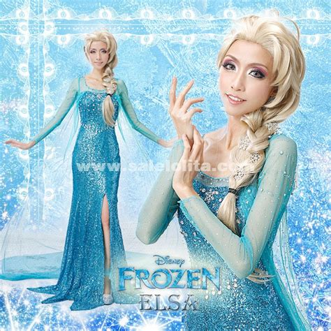 Elsa Costume Handmade - frozen elsa gowns dress dairy elsa handmade
