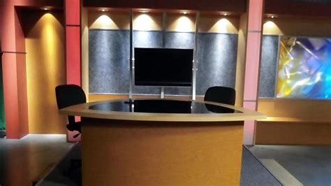 Anchor Desk by Studio Production