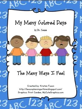 my many colored days my many colored days the many ways i feel by with