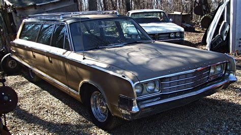 1965 Chrysler New Yorker by 1965 Chrysler New Yorker 9 Passenger Wagon