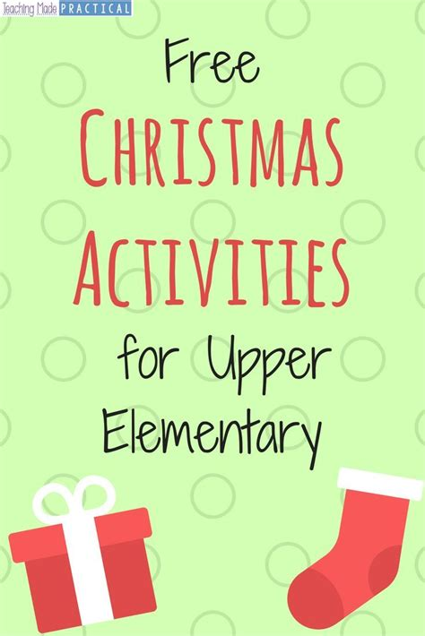 printable christmas activities for upper primary 20873 best iteach third images on pinterest fourth grade