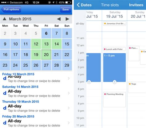 doodle vs schedule once scheduling app doodle tries to redesign itself for an a