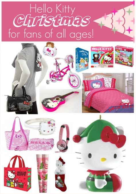 hello kitty christmas gift ideas for all ages kat balog