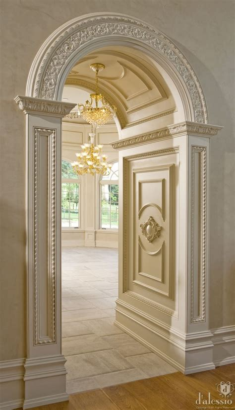 Home Interior Arch Design by Best 20 Arch Doorway Ideas On