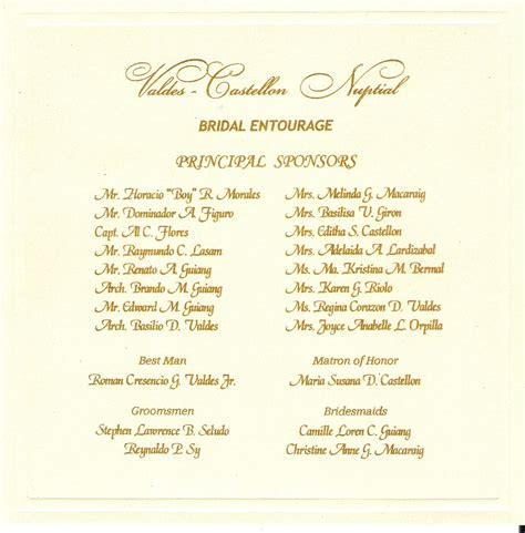 wedding invitation template tagalog invitation in tagalog choice image invitation sle and invitation design