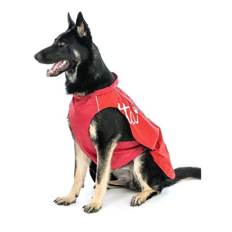raincoat for dogs hurtta adjustable raincoat for dogs 8813j save 53