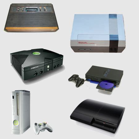 console videogame console museum