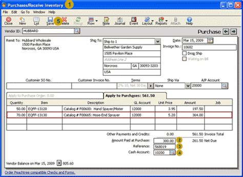 sle invoice partial payment peachtree learning purchase transactions