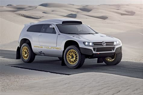 volkswagen dakar vw touareg race dakar rally edition tuners and models