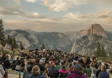 centennial celebration celebrate centennial pinterest celebrations yosemite nps centennial celebration glacier point concert
