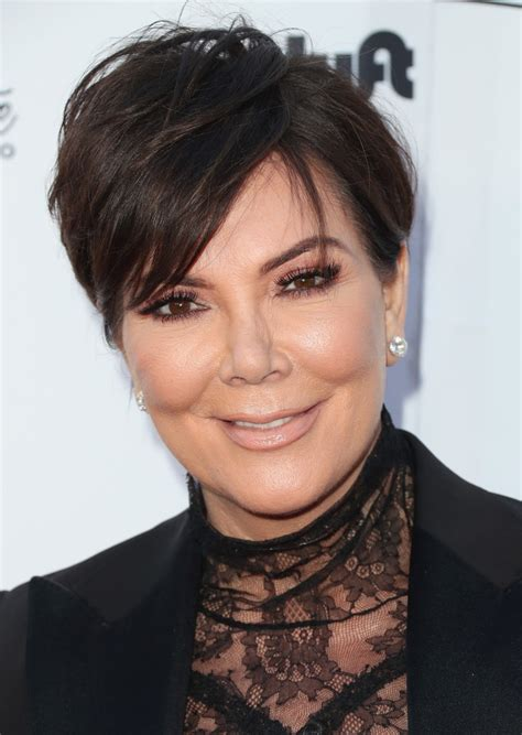 Kris Hairstyles by Kris Jenner Hairstyles Lookbook Stylebistro