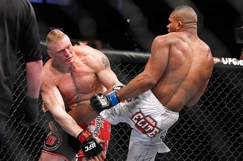 mma si鑒e possible brock lesnar s opponents wrestle newz