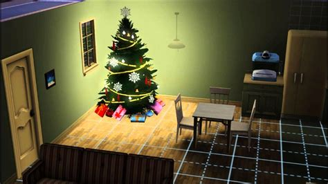 how to get the christmas tree for the sims 3 seasons youtube