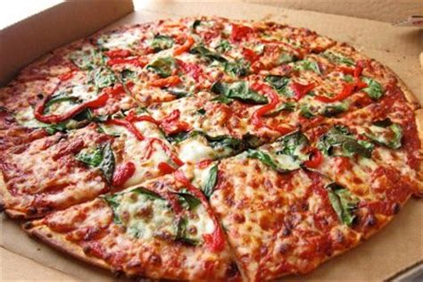 medium thin crust pizza picture of domino s pizza is dominos pizza healthy