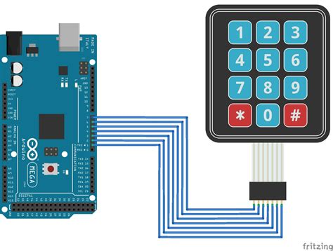 tutorial arduino keypad use a keypad with your arduino