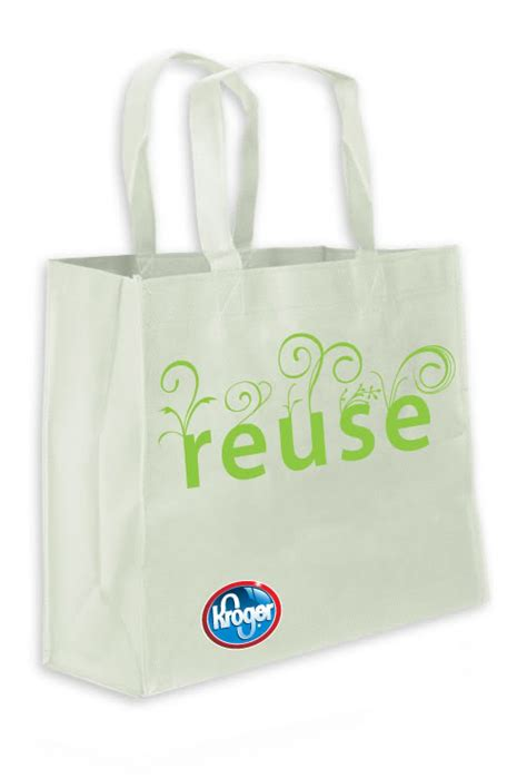 eco bag design contest vote kroger wants you to go green cool contest alert and