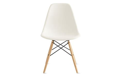 eames chair side table eames molded plastic side chair dowel base herman miller