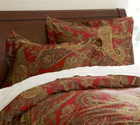 caroline paisley duvet cover twin red holiday pinterest twin duvet covers  red