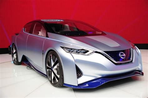 Nissan 2020 Electric Car by Nissan Is Working On A New 340 Mile Range Electric Car